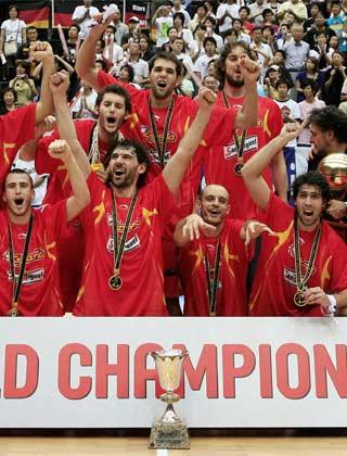 España Campeona!!