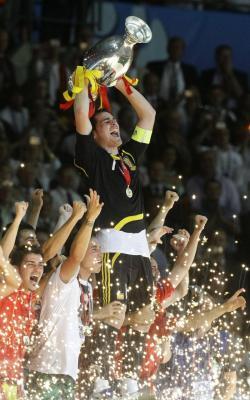 El puto éxtasis general: España, Campeona de la Eurocopa 2008!!